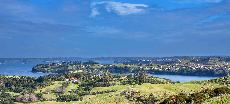Shakespear Regional Park, Whangaparaoa, Auckland Region, New Zealand