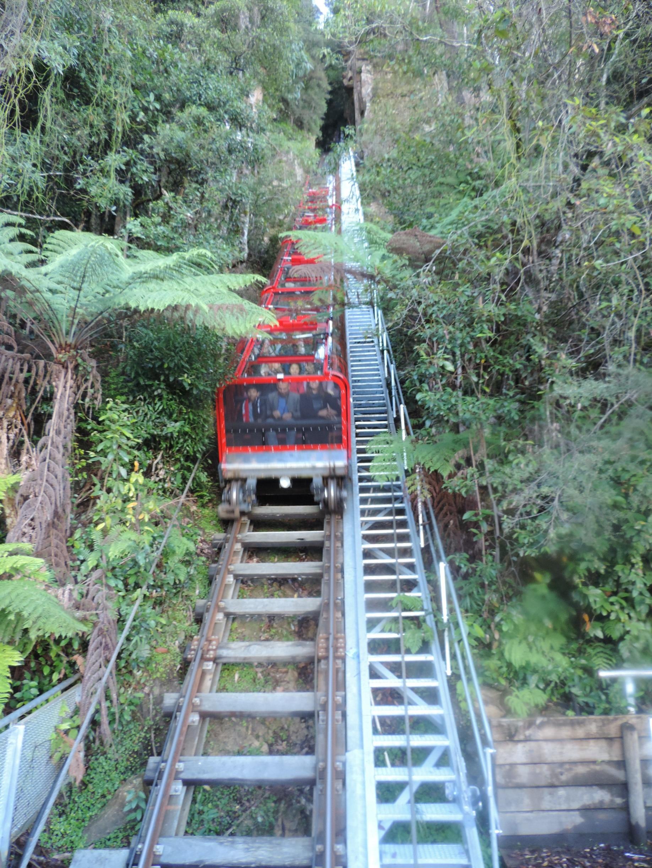 Katoomba Scenic World, Sydney, New South Wales, Australië