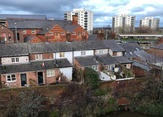 Cheshire West and Chester, Reino Unido