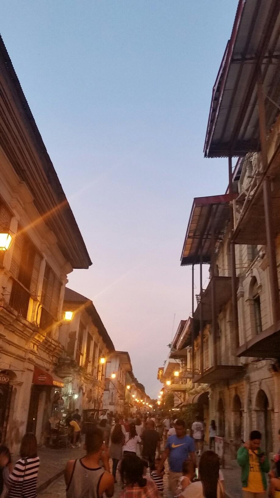 Ayusan Norte, Vigan, Ilocos-Region, Philippinen