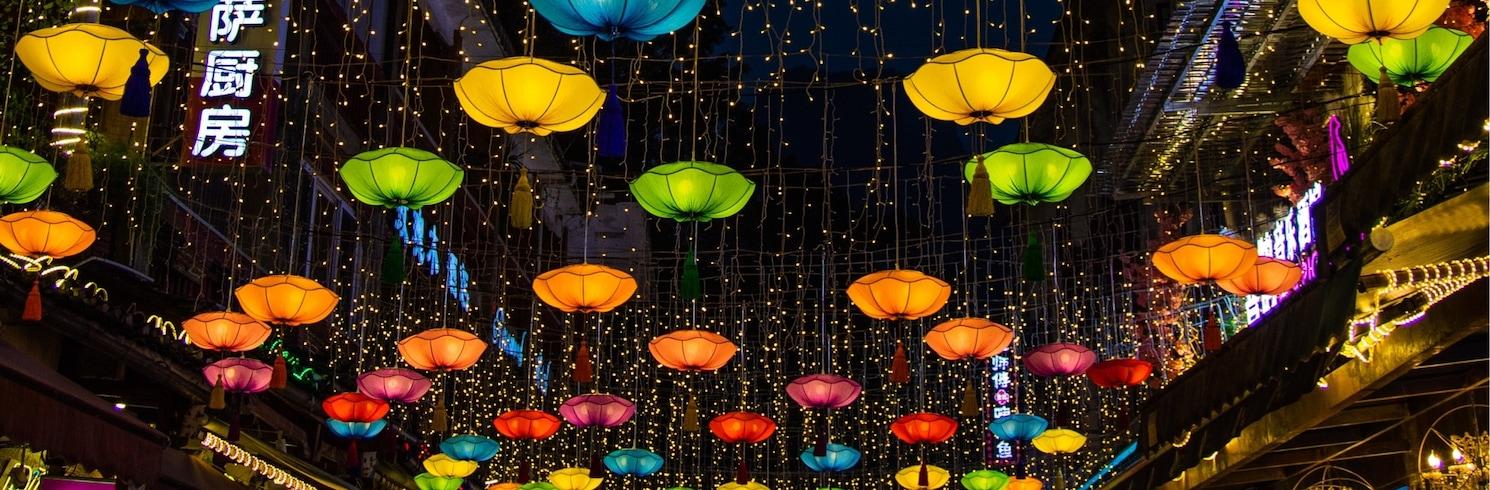 Γκουιλίν, Κίνα