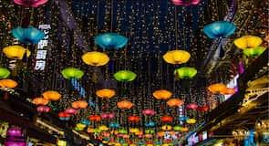 Rua Ocidental de Yangshuo