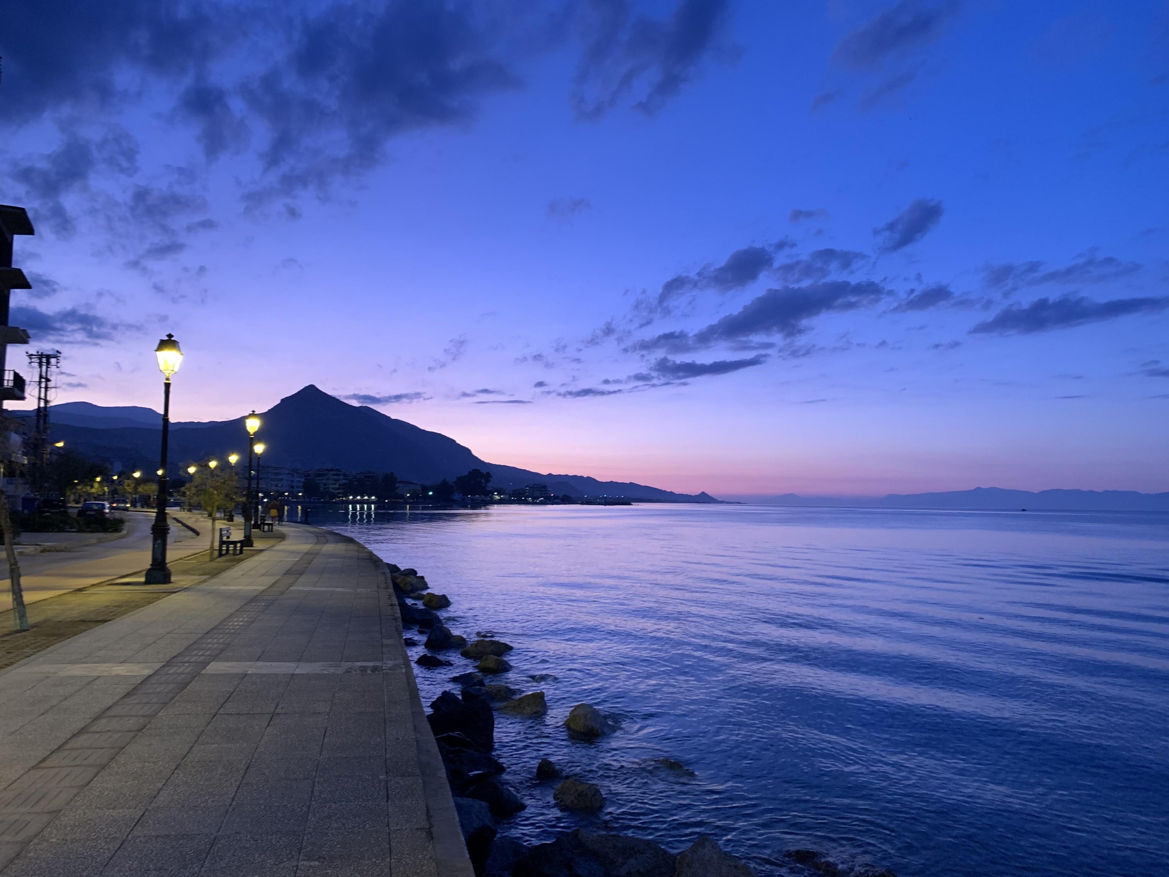 Xylokastro-Evrostina, Peloponnese, Greece