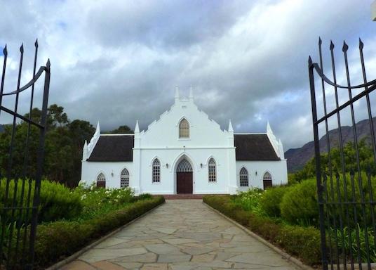 Cape Winelands, South Africa