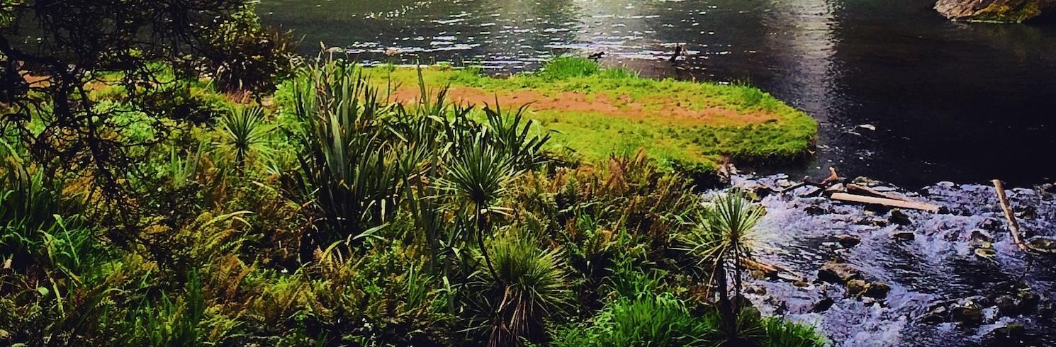 葛連伯威, 紐西蘭