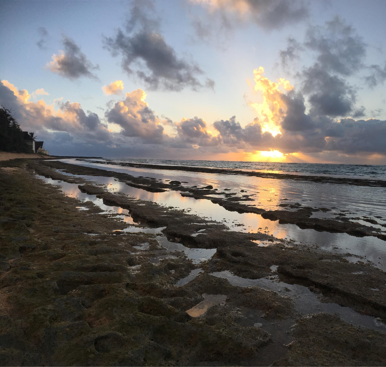 Waipouli Beach, Kapaa, Hawaii, United States of America