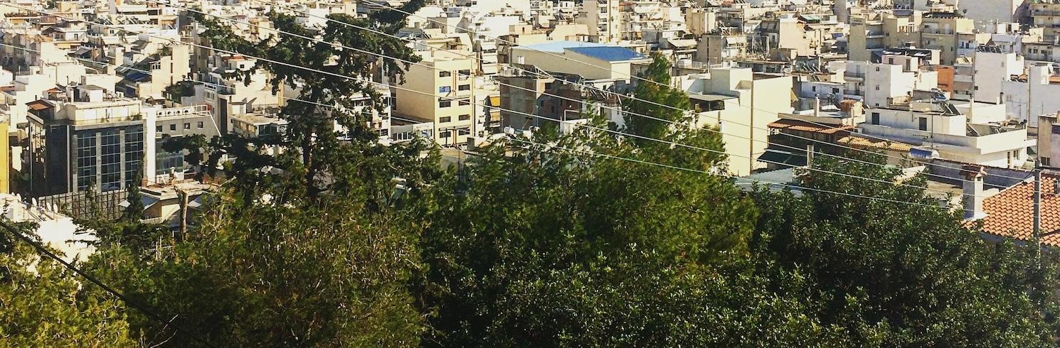 دافني ياميتوس, اليونان