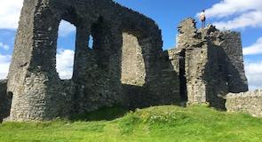Kendal Castle (slott)