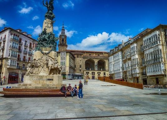 Vitoria-Gasteiz, Spanje