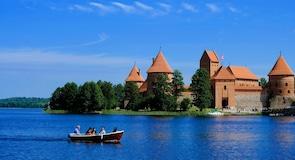 Kastil Pulau Trakai