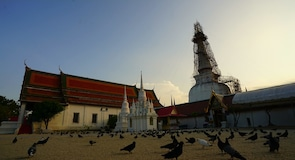 Wat Phra Mahathat Woramahawihaan