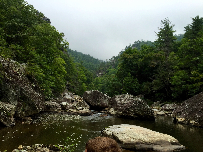Linville Gorge Wilderness Area, Marion, North Carolina, United States of America