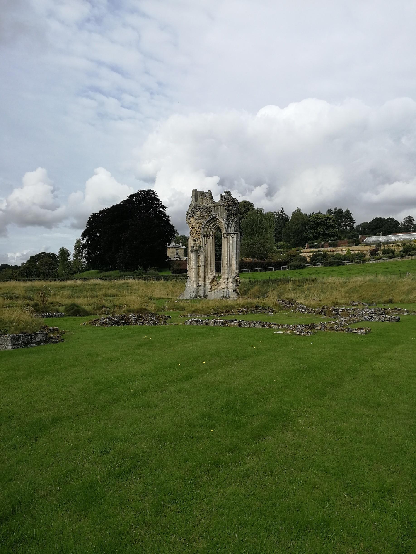 Kirkham Priory, York, England, Großbritannien