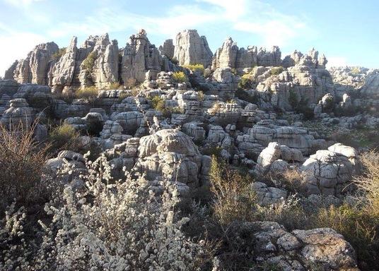 Antequera, Spanien