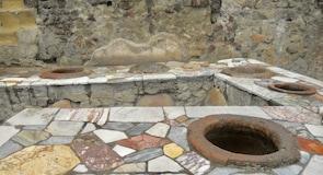Historické miesto Herculaneum