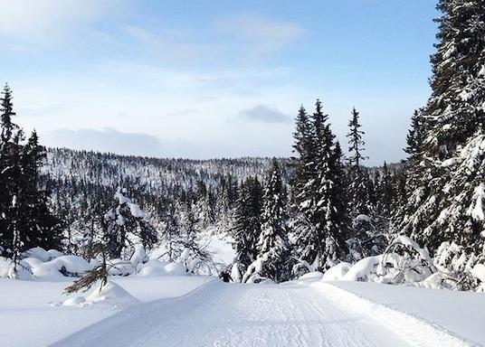 Ringebu, Norsko