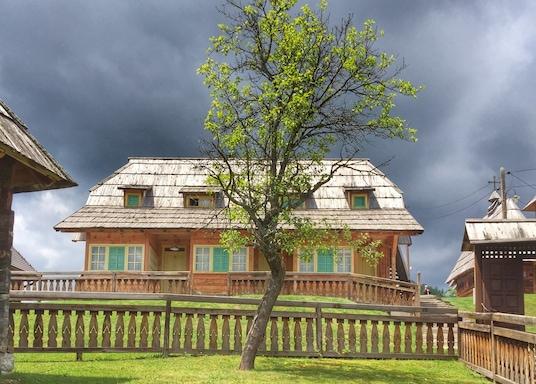 Mokra Gora, Serbija