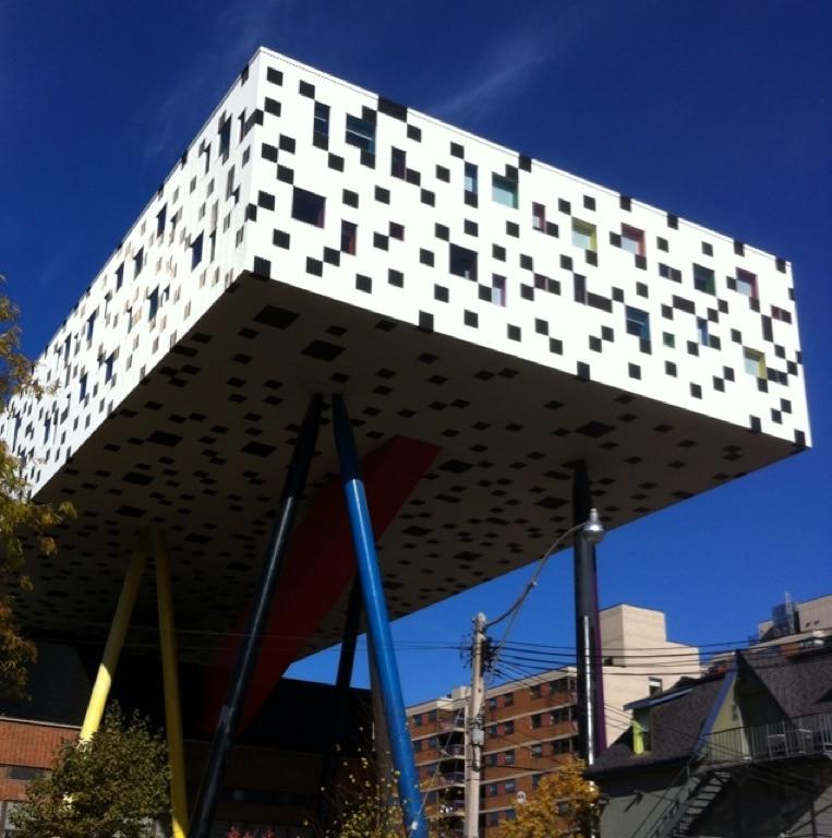 School voor kunst en design Ontario, Toronto, Ontario, Canada