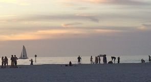 Plage de Clearwater Beach