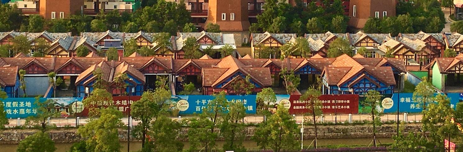 Heyuan, Chiny