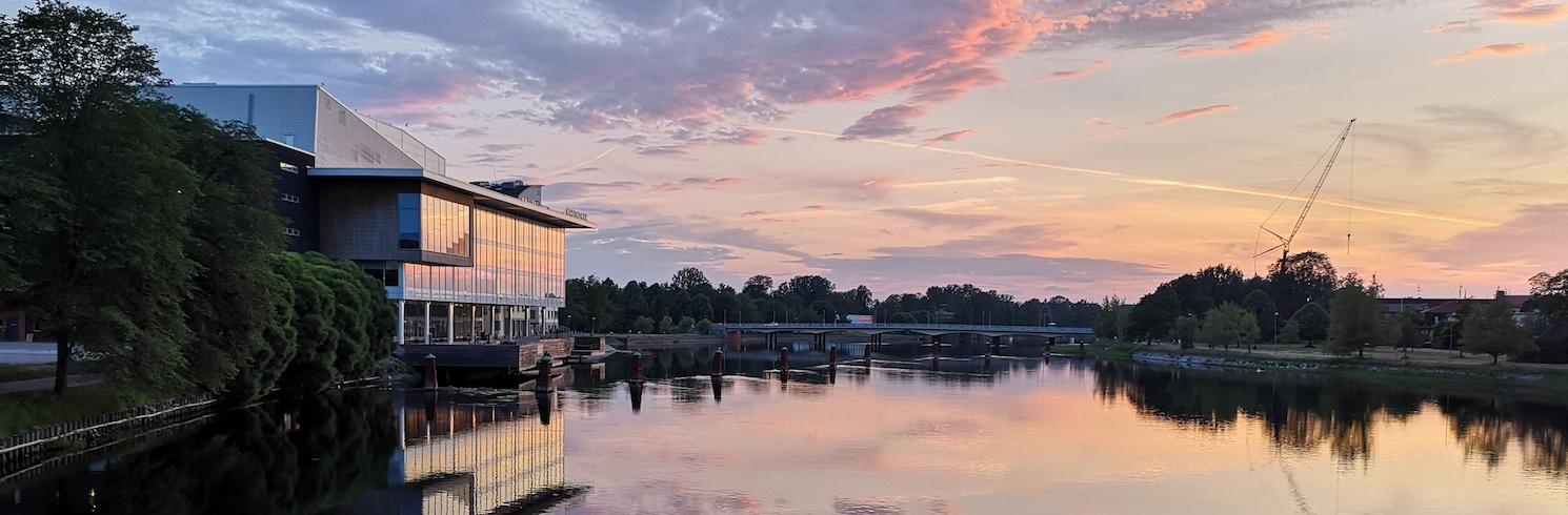 Karlstad, İsveç