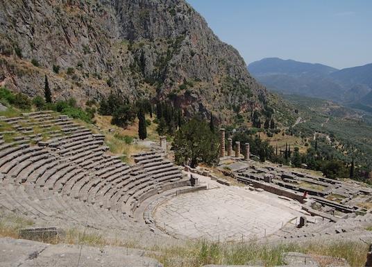 德爾菲, 希臘