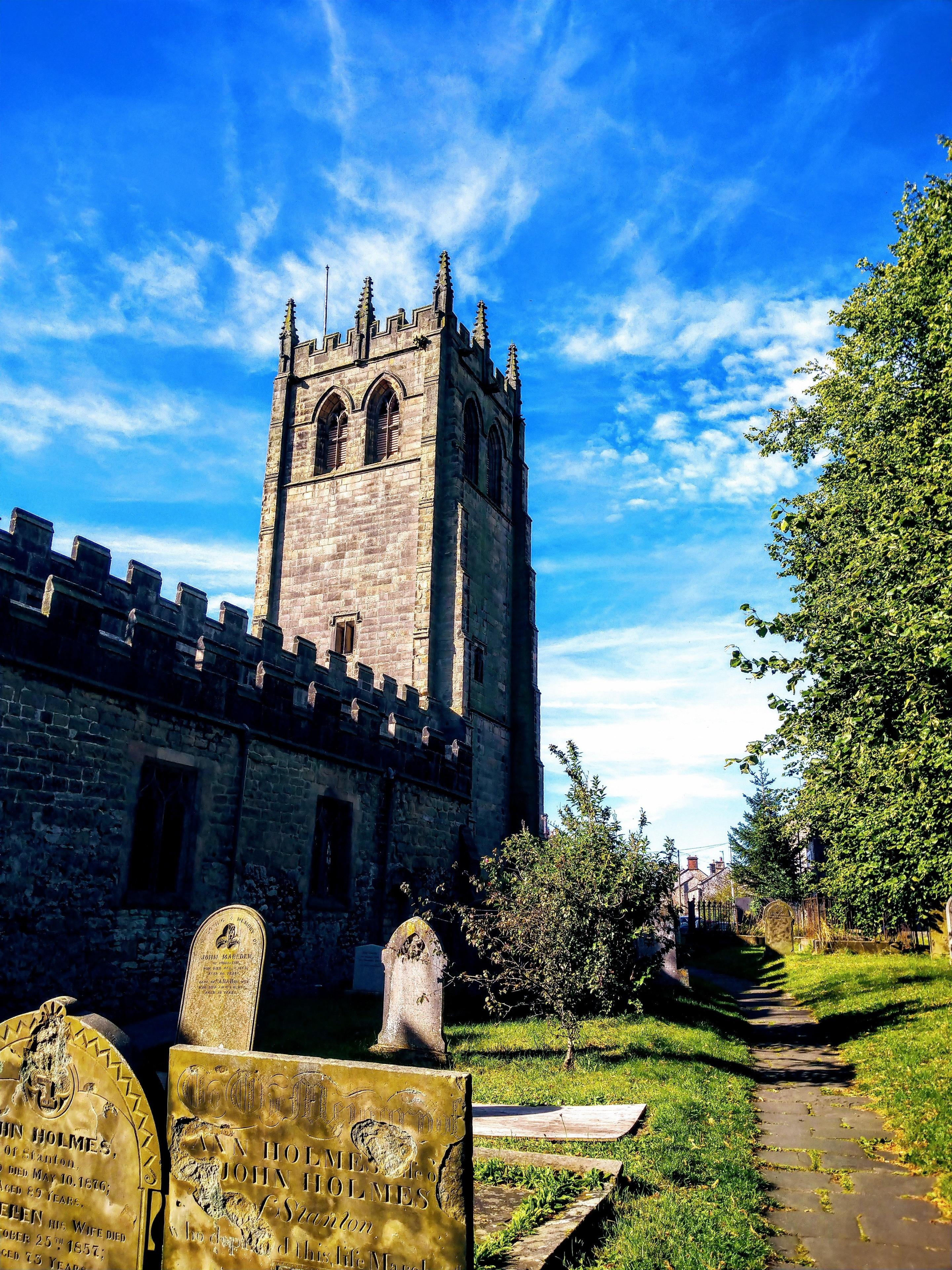 All Saints Church, Bakewell, England, United Kingdom