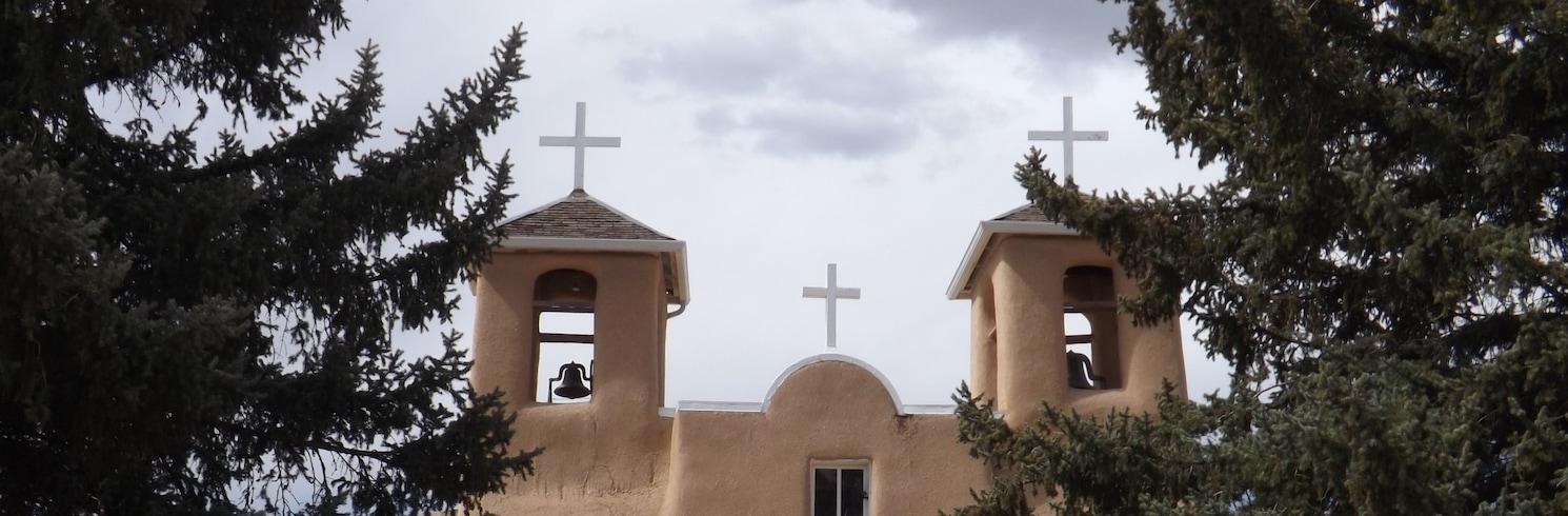 Ranchos De Taos, New Mexico, USA