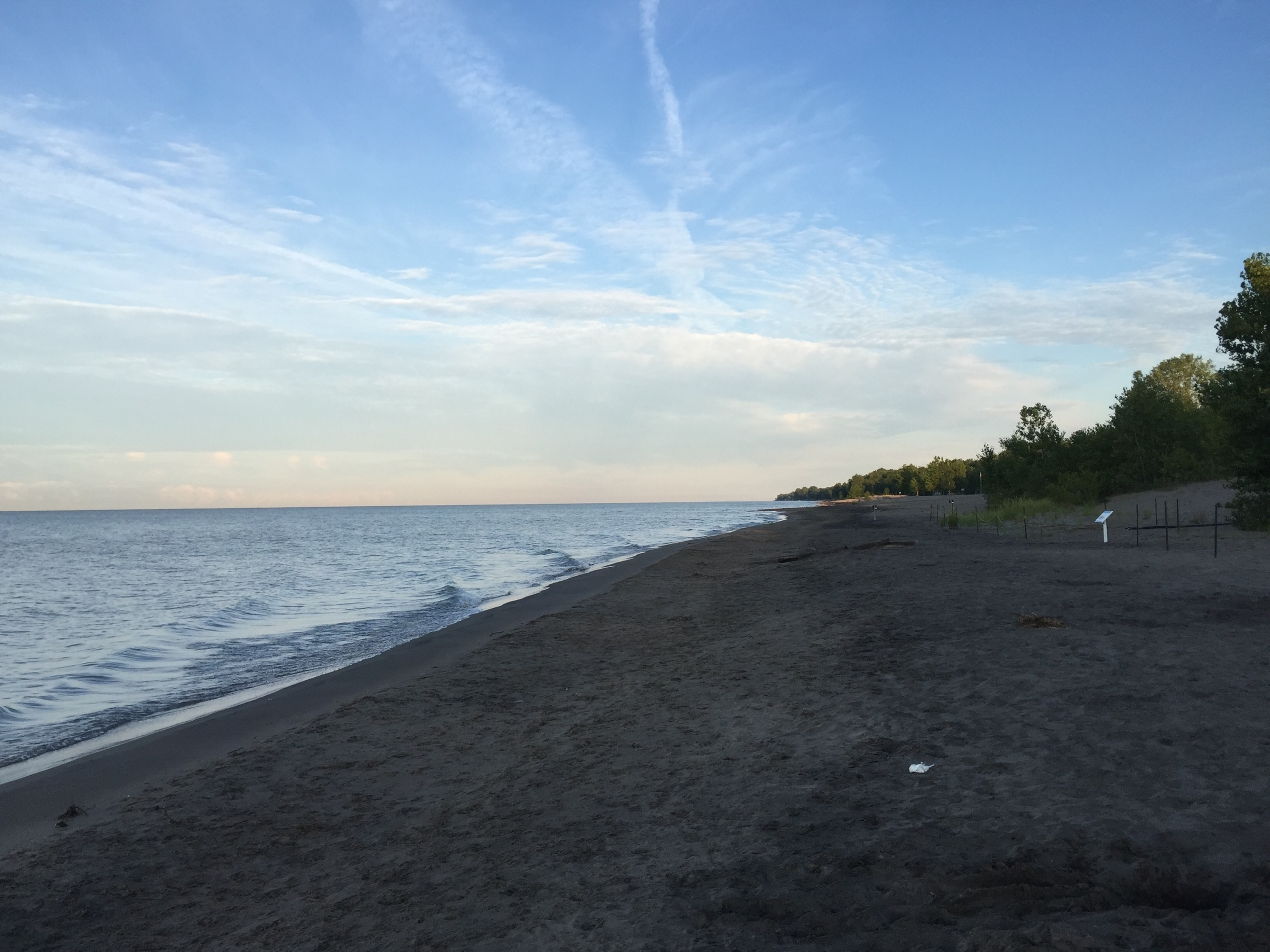 Long Point Provincial Park, Long Point, Ontario, Canada