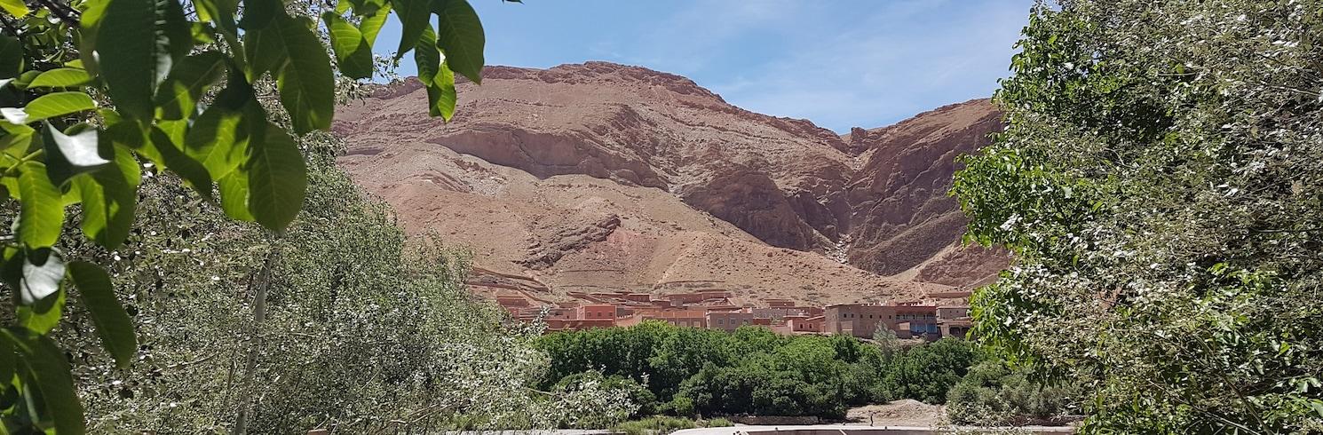 Ighil N'Oumgoun, Morocco