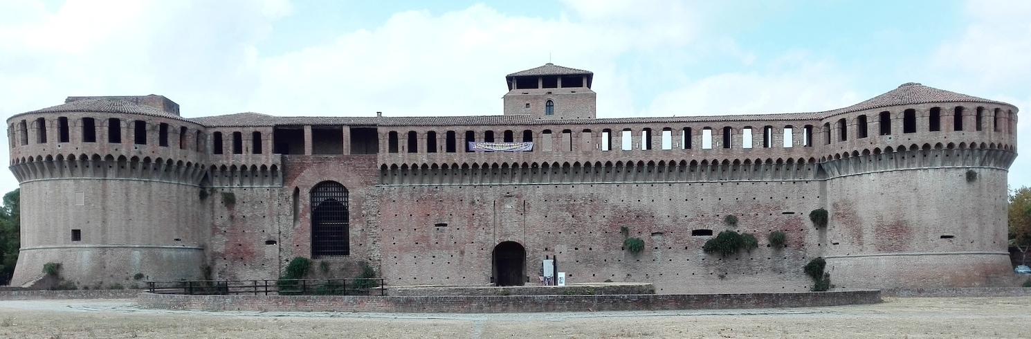 伊莫拉, 義大利