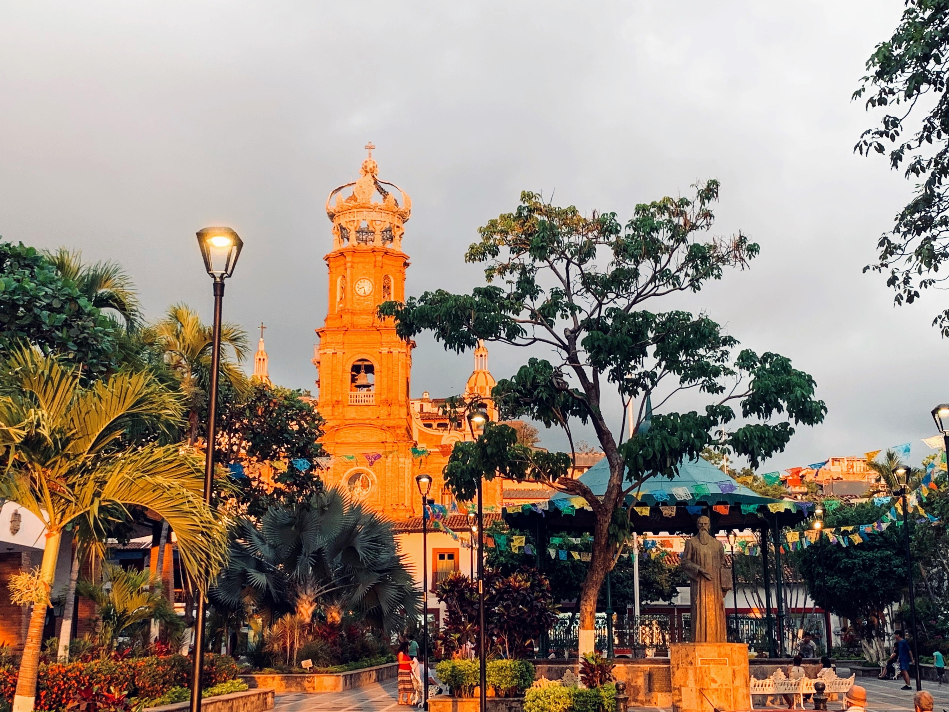 Plaza de las Armas, Puerto Vallarta, Jalisco, Mexico