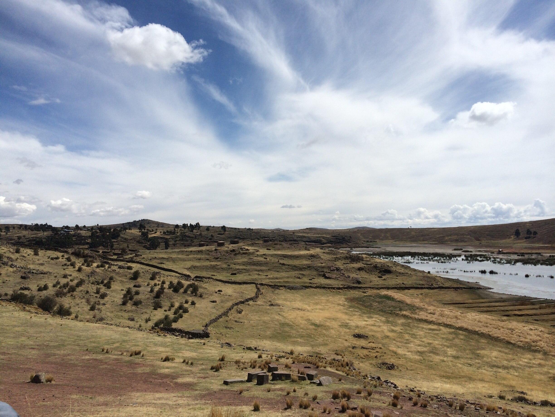 Sillustani, Atuncolla, Puno, Puno Region, Peru