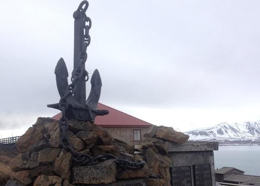 Barentsburg, สฟาลบาร์