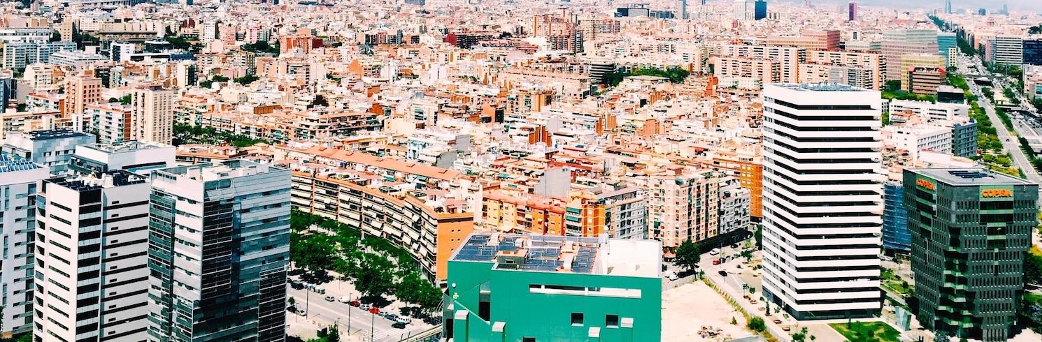 L'Hospitalet de Llobregat, สเปน
