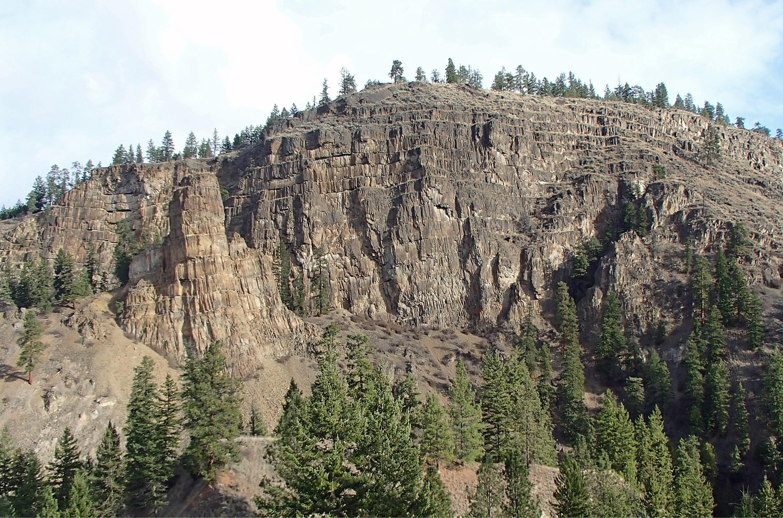 Black Mountain, Kelowna, British Columbia, Canada
