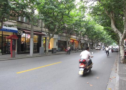 上海, 中国