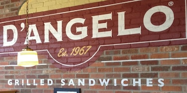 Great place for a quick lunch .... The steak and cheese is great as is the chicken stir fry