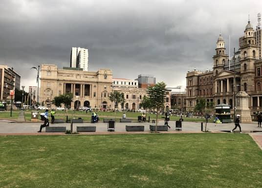 Pretoria, Jihoafrická republika