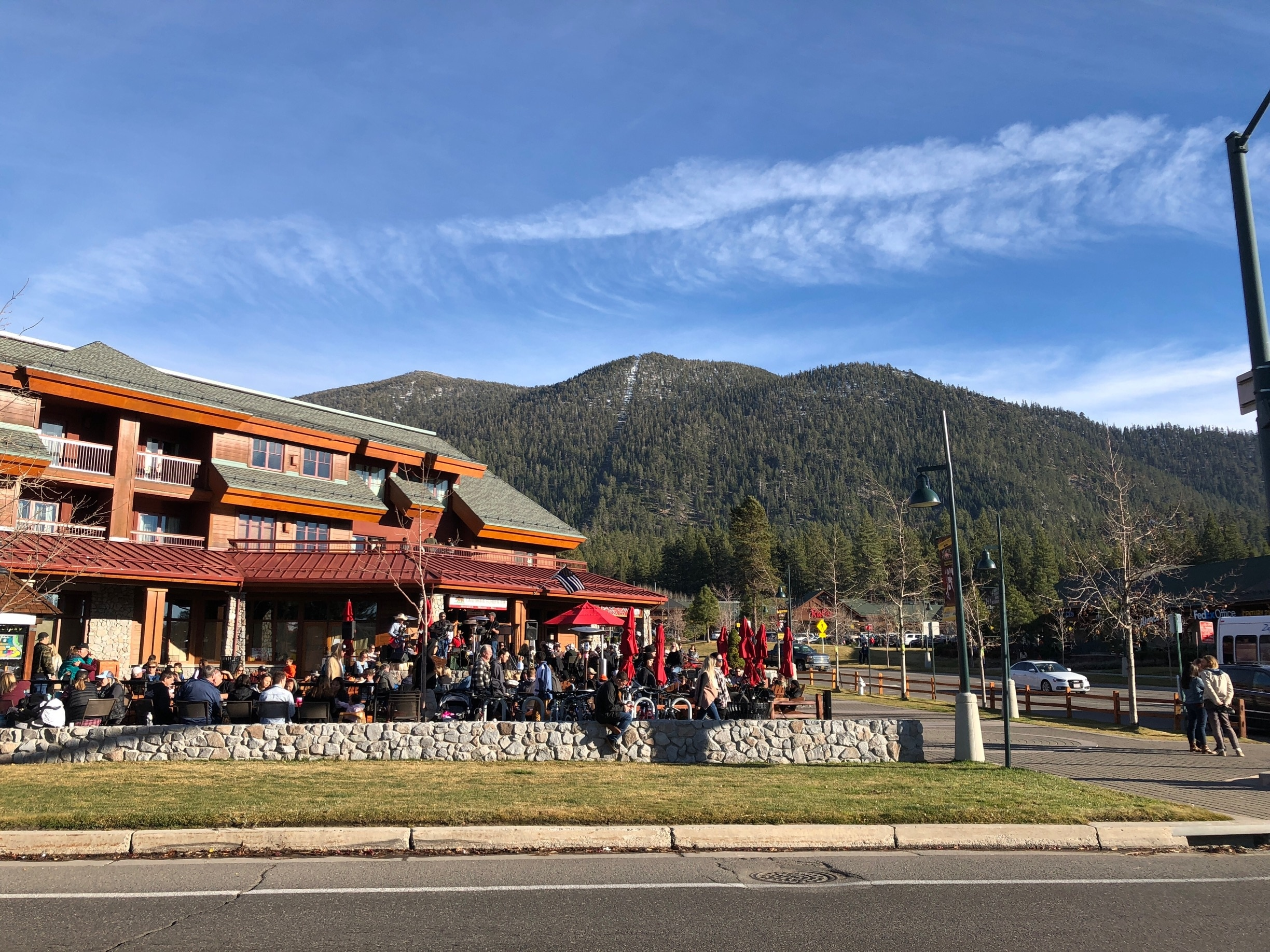 The Shops at Heavenly Village, South Lake Tahoe, California, United States of America