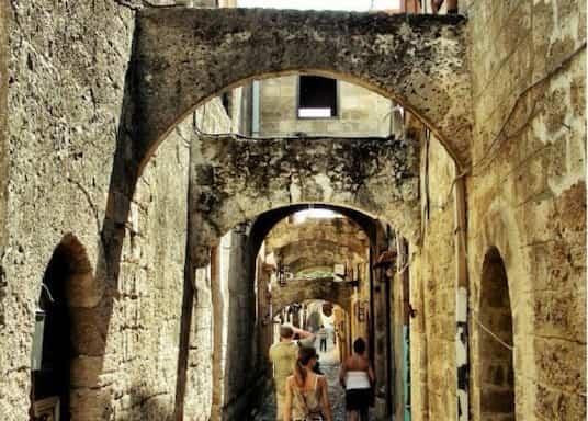 Ciudad de Rodas, Grecia