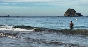 El Palmar tengerpart