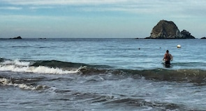 Strand van El Palmar