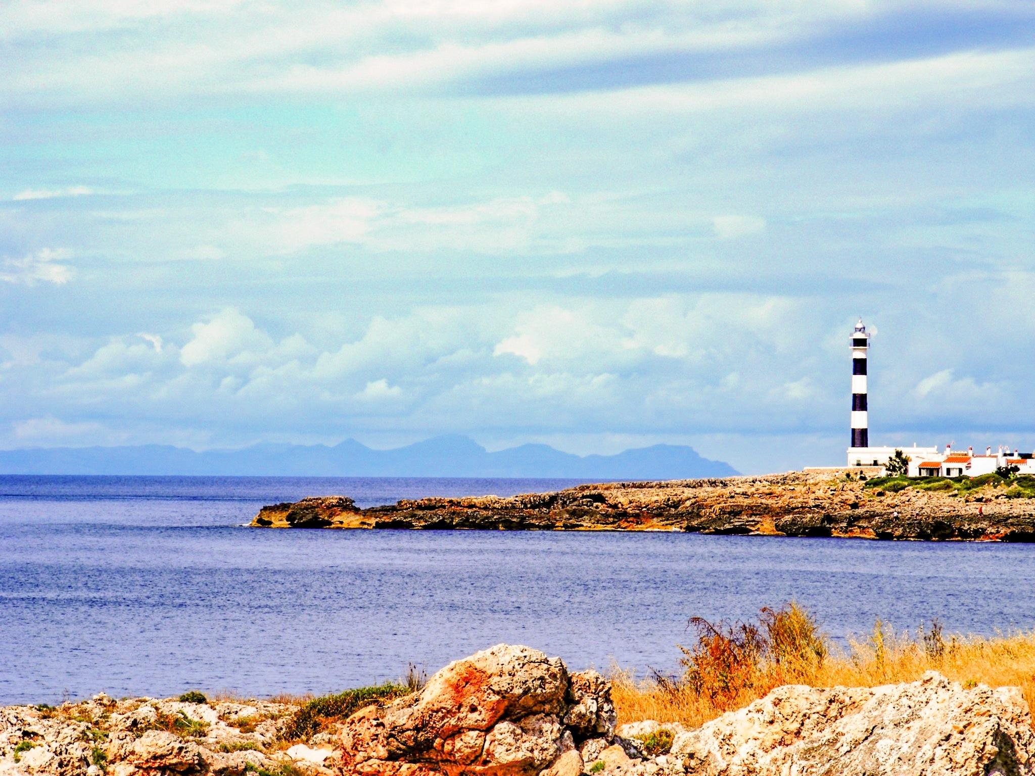 Cap d'Artrutx, Ciutadella de Menorca, Balearic Islands, Spain
