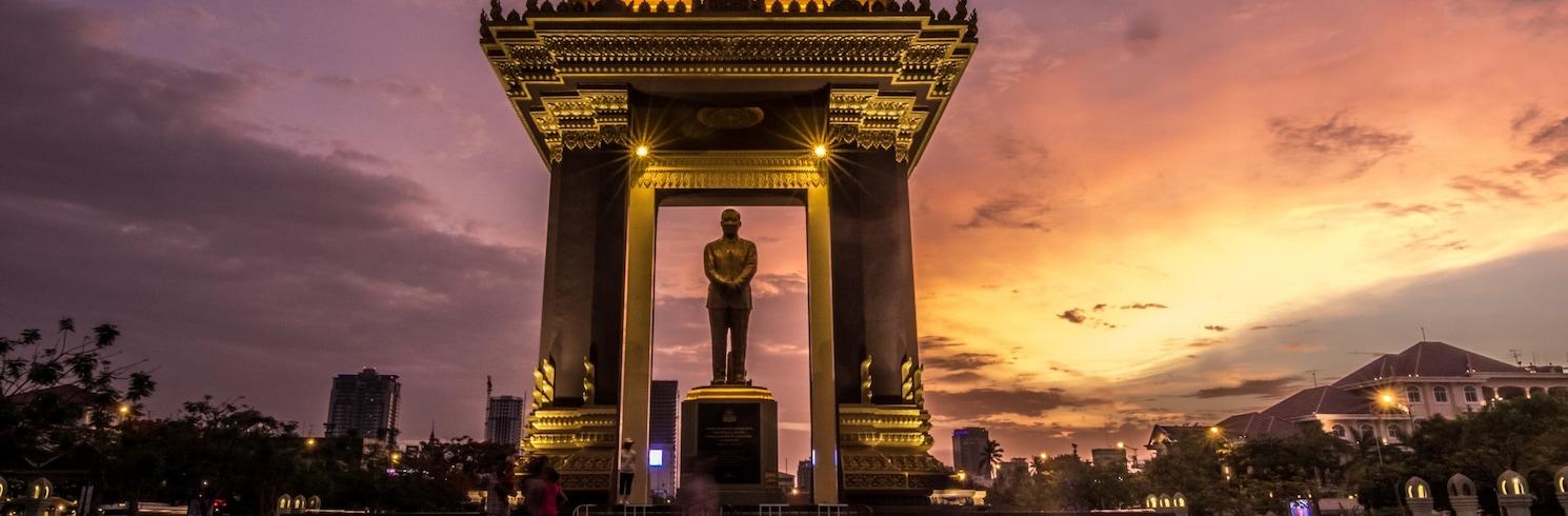 סטונג מאן צ'יי, קמבודיה