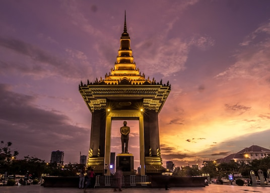 斯托恩明崔, 柬埔寨