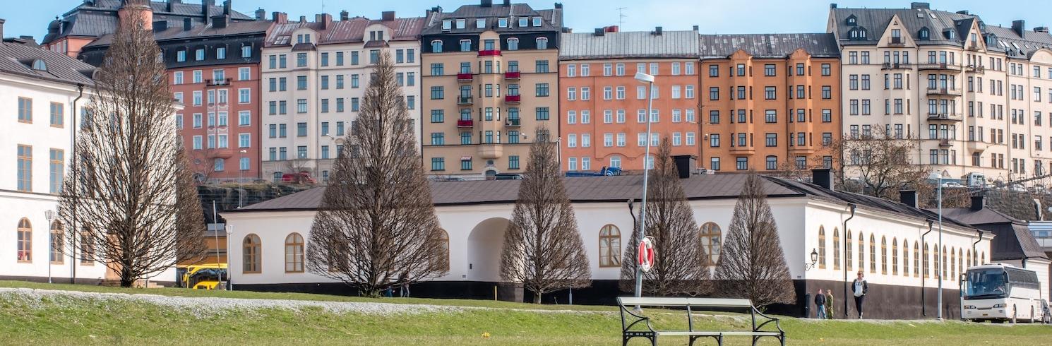 Trung tâm Stockholm, Thụy Điển