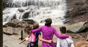Vodopády Pearson's Falls