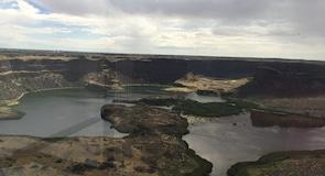 Státní park Sun Lakes-Dry Falls