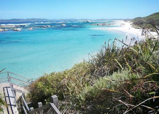 Baie de William Bay, Australie-Occidentale, Australie